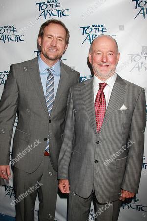 Stock Picture of Shaun MacGillivray and Greg MacGillivray