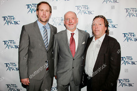 Shaun MacGillivray, Greg MacGillivray and Richard Gelfond