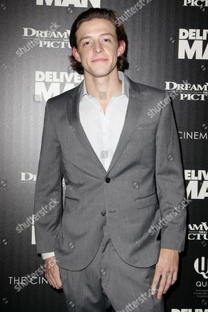 Editorial image of 'Delivery Man' film screening, New York, America - 17 Nov 2013