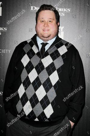 Stock Photo of Derrick Arthur