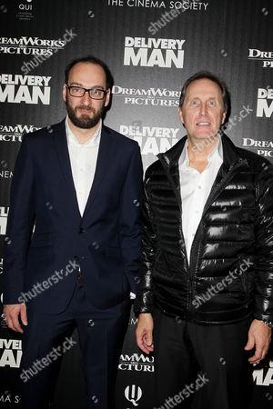 Editorial photo of 'Delivery Man' film screening, New York, America - 17 Nov 2013