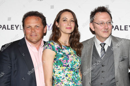 Kevin Chapman, Amy Acker and Michael Emerson