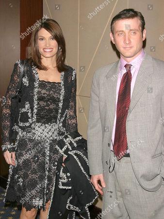 Kimberly Guilfoyle Newsom and Dan Abrams