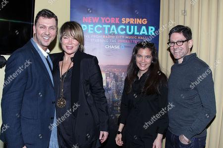 Editorial photo of New York Spring Spectacular Creative Talkback, America - 09 Dec 2014