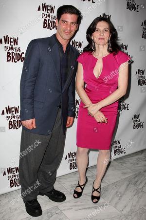 Anthony DeSando and Antoinette LaVecchia