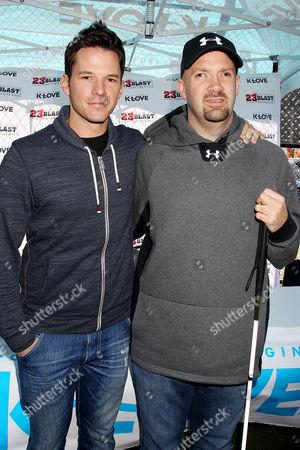 Mark Hapka and Travis Freeman