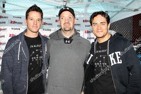 Mark Hapka, Travis Freeman, Brian Hoover