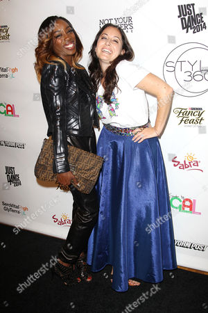 Estelle and Stacy Igel