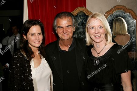 Katie Ford, Patrick Demarchelier and Linda Wells (Allure's Editor-In-Chief)