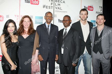 Editorial picture of 'Earth Made of Glass' film premiere at the 2010 Tribeca Film Festival, New York, America - 26 Apr 2010