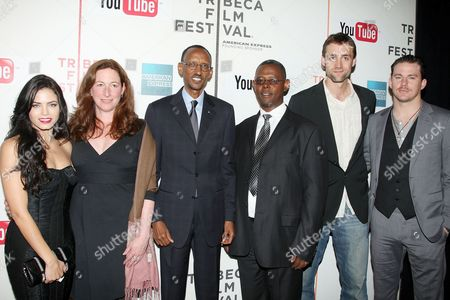 Editorial image of 'Earth Made of Glass' film premiere at the 2010 Tribeca Film Festival, New York, America - 26 Apr 2010
