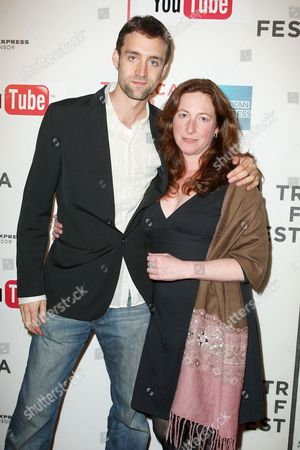 Reid Carolin and Deborah Scranton
