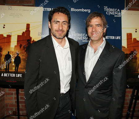 Editorial picture of 'A Better Life' screening, New York, America - 22 Jun 2011
