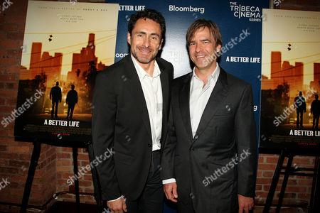 Editorial photo of 'A Better Life' screening, New York, America - 22 Jun 2011