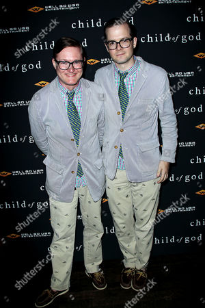 Stock Picture of Andrew and Andrew