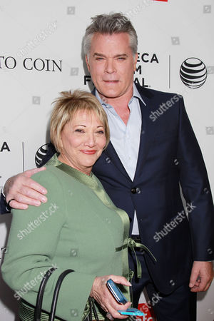 Susan Patricola and Ray Liotta