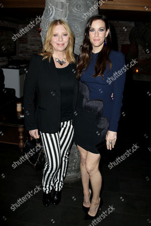 Stock Picture of Bebe Buell and Liv Tyler