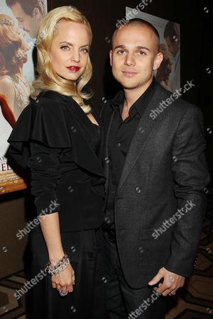 Mena Suvari and Simone Sestito (Husband)