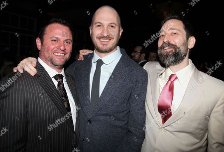 Scott Franklin, Darren Aronofsky and Ari Handel