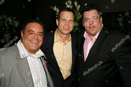 Stock Picture of Joseph R. Gannascoli, Bill Paxton and Steve Schirripa
