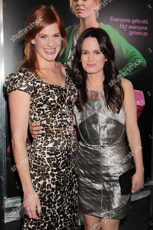 Kate Nowlin and Elizabeth Reaser