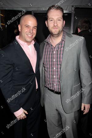 Nathan Kahane and Mason Novick