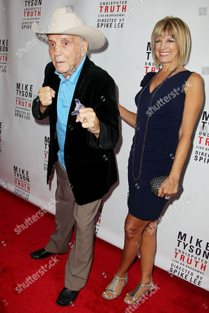 Jake LaMotta and guest