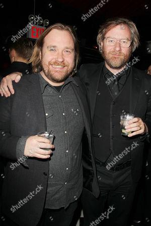 Tom Berninger (Director) and Matt Berninger