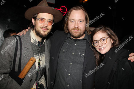 Elvis Perkins, Tom Berninger (Director) and Danielle Alexandra
