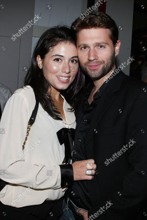 John Buffalo Mailer with Katrina Eugenia