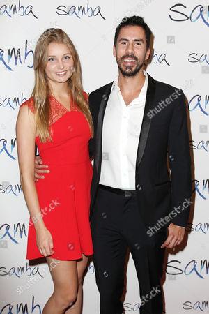 Stock Picture of Sydney Van Til and Gabriel Hammond