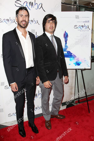 Gabriel Hammond and Daniel Hammond
