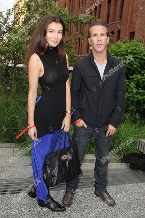 Nadia Shaye and Scott Lipps