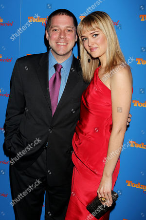 David Kaplan (Director) and Jess Weixler