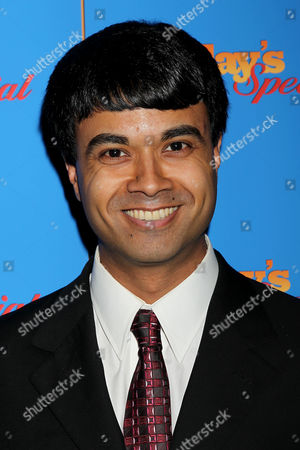 Editorial image of 'Today's Special' film premiere, New York, America - 11 Nov 2010