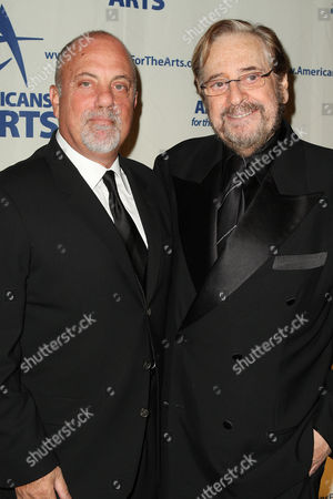 Billy Joel and Phil Ramone