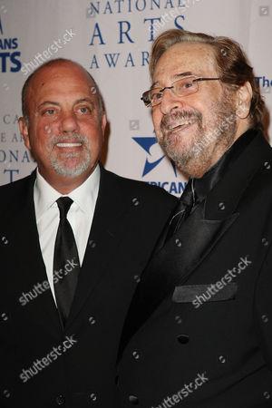 Billy Joel and Phil Ramone