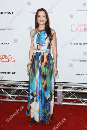 Editorial picture of 'Playing for Keeps' film premiere, New York, America - 05 Dec 2012