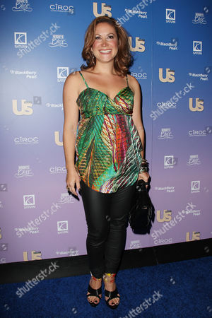 Editorial photo of US Weekly 2008 Hot Hollywood Issue Celebration, New York, America - 21 Oct 2008
