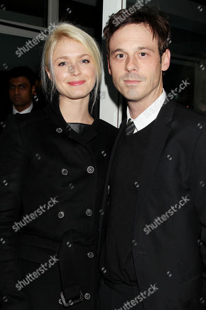 Whitney Able and Scoot McNairy