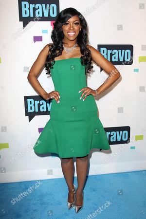 Editorial picture of Bravo Upfront Event, New York, America - 03 Apr 2013