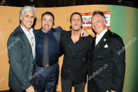 Alan Helene (Producer), Michael Rispoli, Christopher Kublan (Director), Tony Sirico