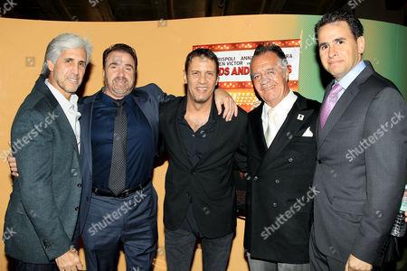 Alan Helene (Producer), Michael Rispoli, Christopher Kublan (Director), Tony Sirico, Gregg Greenberg (Writer)