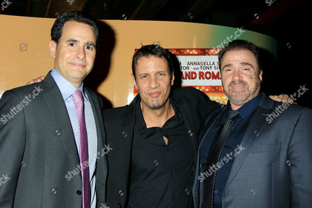 Gregg Greenberg (Writer), Christopher Kublan (Director), Michael Rispoli