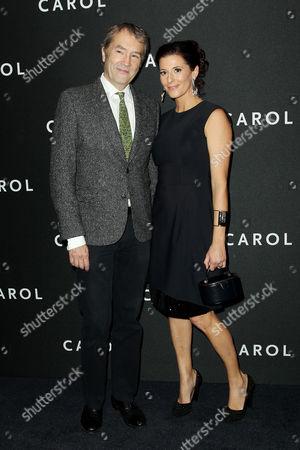 Carter Burnwell, Christine Sciulli