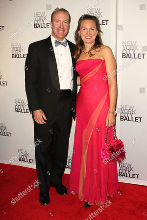 Editorial photo of New York City Ballet Spring Gala, New York, America - 11 May 2011