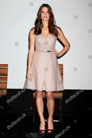 Editorial picture of 'Butter' film press conference, New York, America - 27 Sep 2012