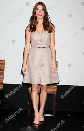 Editorial image of 'Butter' film press conference, New York, America - 27 Sep 2012