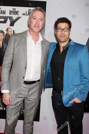 Michael McDonald and Adam Ray