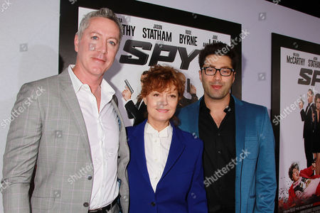 Michael McDonald, Susan Sarandon and Adam Ray